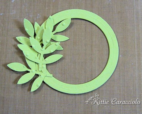 Wreath Step 1