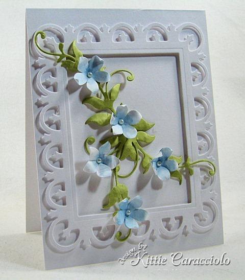 KC Martha Stewart Punch Flowers 1 left