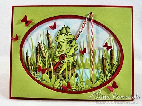 KC Frog Fishing 1 center