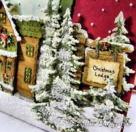 Christmas Tree Inn Tn: Christmas Lodge