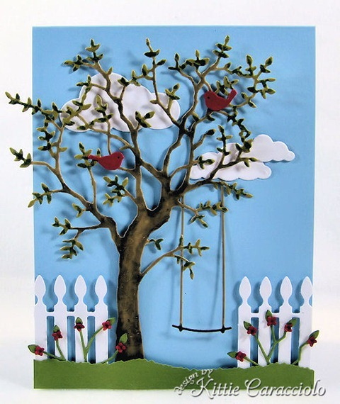KC Memory Box Grand Oak Tree 1 center