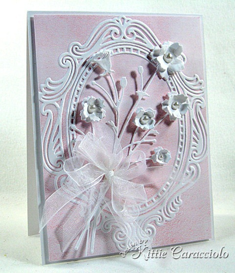 KC Memory Box Bella Bouquet 2 left