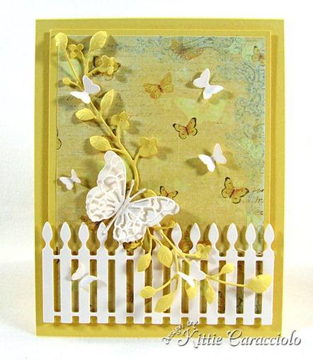 KC Memory Box Pippi Butterfly 3 center