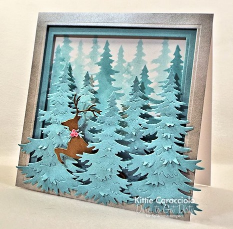 KC Memory Box Leaping Deer 4 right