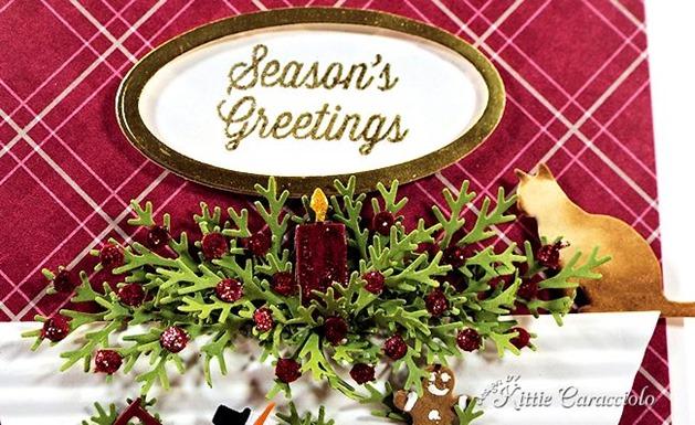 KC Memory Box Cheerful Stockings 1 Mantle