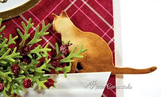 KC Memory Box Cheerful Stockings 1 close cat