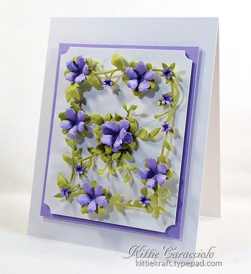KC Memory Box Botanical Frame 1 right