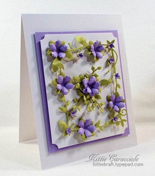 KC Memory Box Botanical Frame 1 left