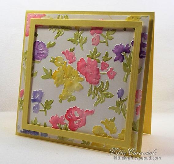 KC Lifestyle Flower Folder Set 1 right