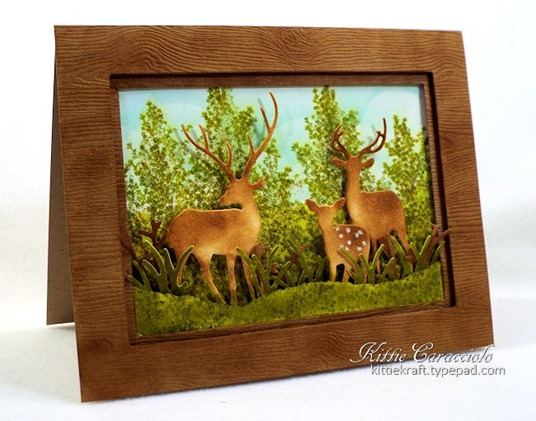 KC Impression Obsession Deer Trio 8 left