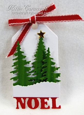 KC Impression Obsession Christmas Tags 2 noel