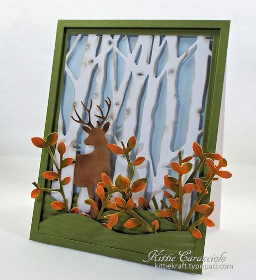 KC Taylored Expressions Birch Tree Cutting Plate 2 right