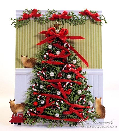 KC Martha Stewart Branch Punch Tree 1 center