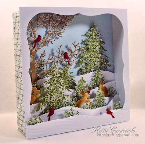 KC Impression Obsession Tree Frame 6 left