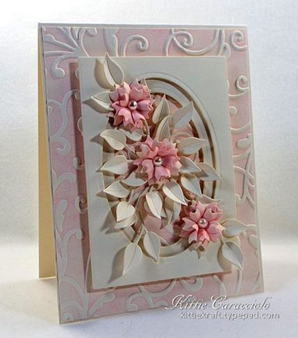 KC Elizabeth Craft Bunch of Flowers 2 4 left