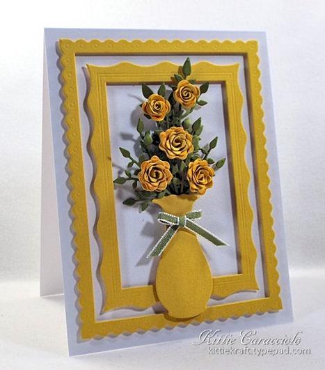 KC Impression Obsession Spiral Flowers Large 1 left