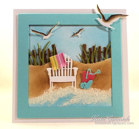 KC Impression Obsession Single BEach Chair 3 center