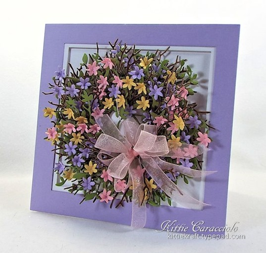KC Elizabeth Craft Country Scapes Clematis 1 right