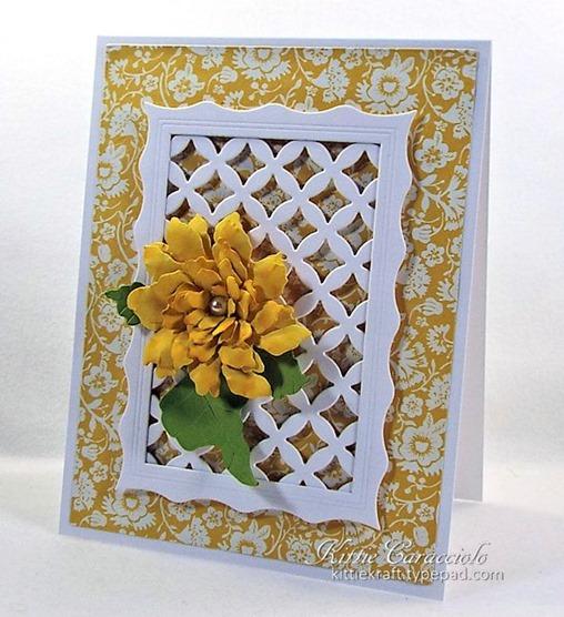 KC Elizabeth Craft Sunflower 2 right