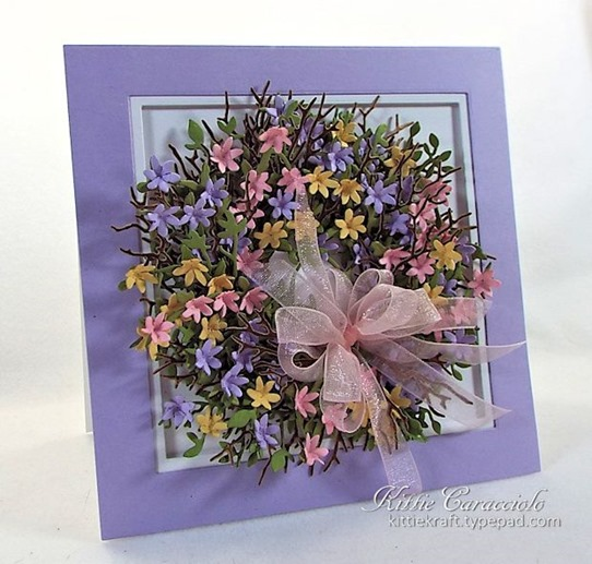 KC Elizabeth Craft Country Scapes Clematis 1 left