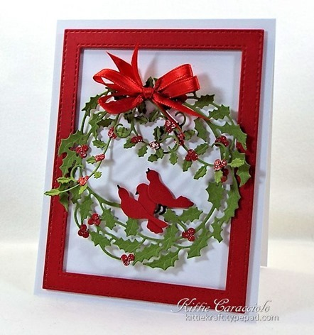 KC Impression Obsession Holly Wreath 2 right
