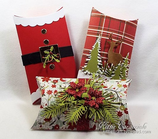 KC Lawn Fawn Pillow Box 1 Group