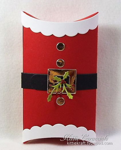 KC Lawn Fawn Pillow Box 1 Santa