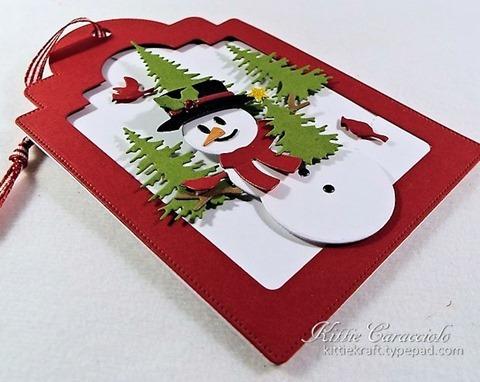 KC Elizabeth Craft Snowman 1 righty