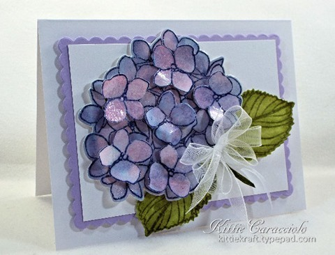 KC Essentials by Ellen Mondo Hydrangea 2 left