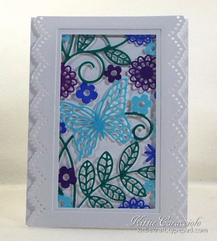 KC Impression Obsession Butterfly Block 4 center