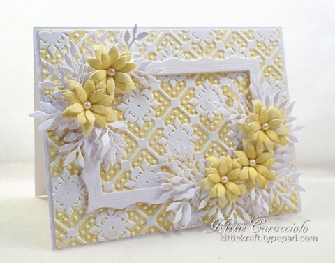 KC Elizabeth Craft Bunch of Flowers 1 3 left
