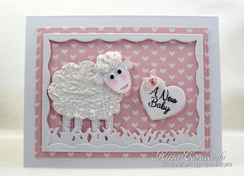 KC Impression Obsession Patchwork Sheep 1 center