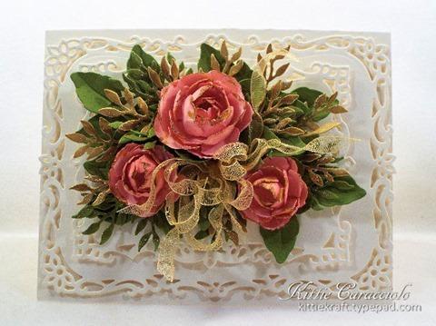 KC Spellbinders Rose Creations 1 center