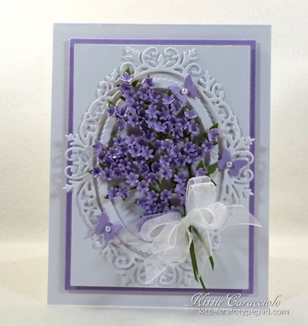 KC Impression Obsession Ornate Oval Frame 1 center