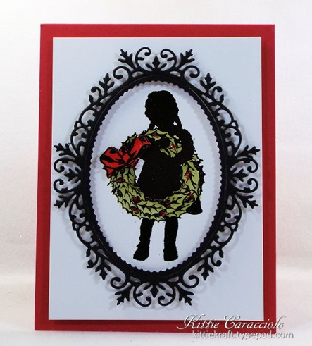 KC Impression Obsession Wreath Silhouette 1 center