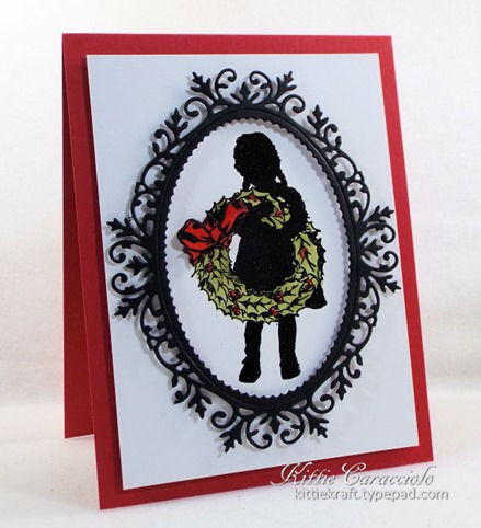 KC Impression Obsession Wreath Silhouette 1 left