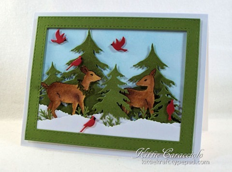 KC Impression Obsession Woodland Deer 1 right