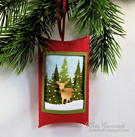 KC Lawn Fawn Pillow Box 3 Hanging