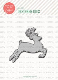 Leaping Deer DIE_thumb