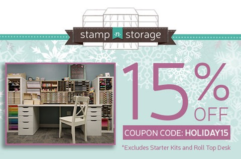 Stamp-n-Storage Affiliate holiday15 Coupon 3