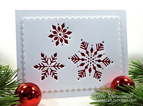 KC Impression Obsession Snowflake Cutout 4 left