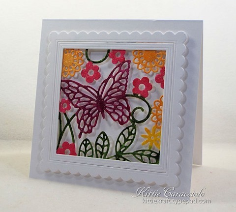 KC Impression Obsession Butterfly Block 7 right