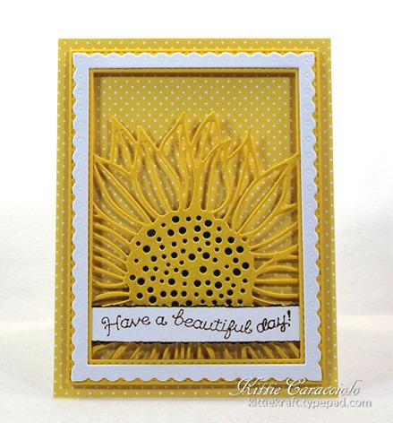 KC Impression Obsession Sunflower Background 1 center