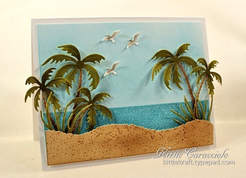 KC Impression Obsession Palm Trees and Hammock 2 left