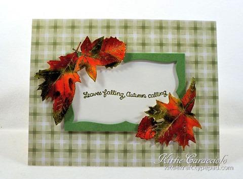 KC Impression Obsession Falling Leaves 1 center