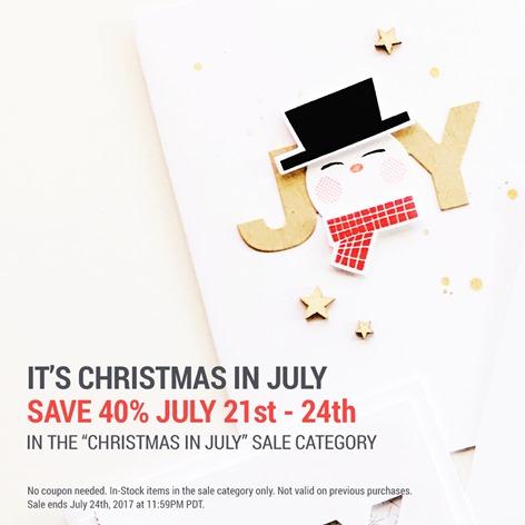 Ellen christmas-in-july-sale
