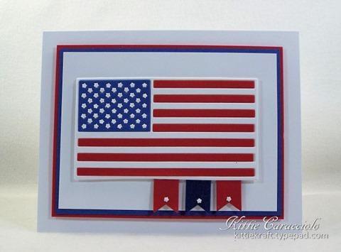 KC Impression Obsession US Flag 2 center