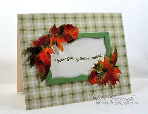 KC Impression Obsession Falling Leaves 1 left
