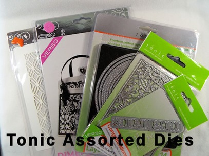 Tonic Assorted Dies