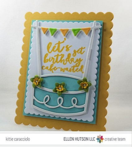 KC Essentials by Ellen Banner Cake 1 right